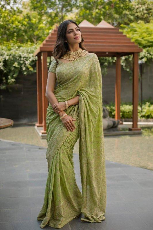 Actress Pic Thalapathy 64 Heroine Malavika Mohanan 603