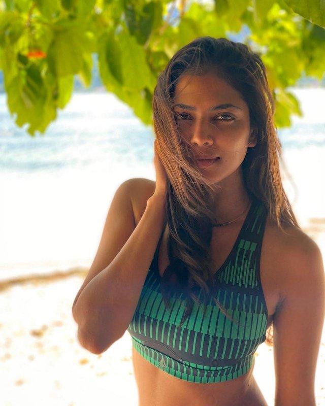 New Image Malavika Mohanan Tamil Actress 7743