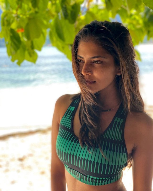 Recent Picture Malavika Mohanan Movie Actress 1470