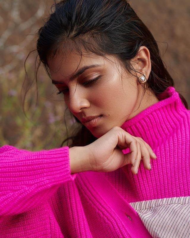 South Actress Malavika Mohanan Recent Picture 2085