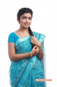 2016 Still Indian Actress Manasa 6811