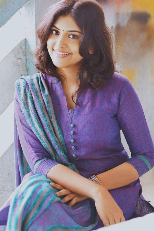 2020 Wallpapers Movie Actress Manjima Mohan 756