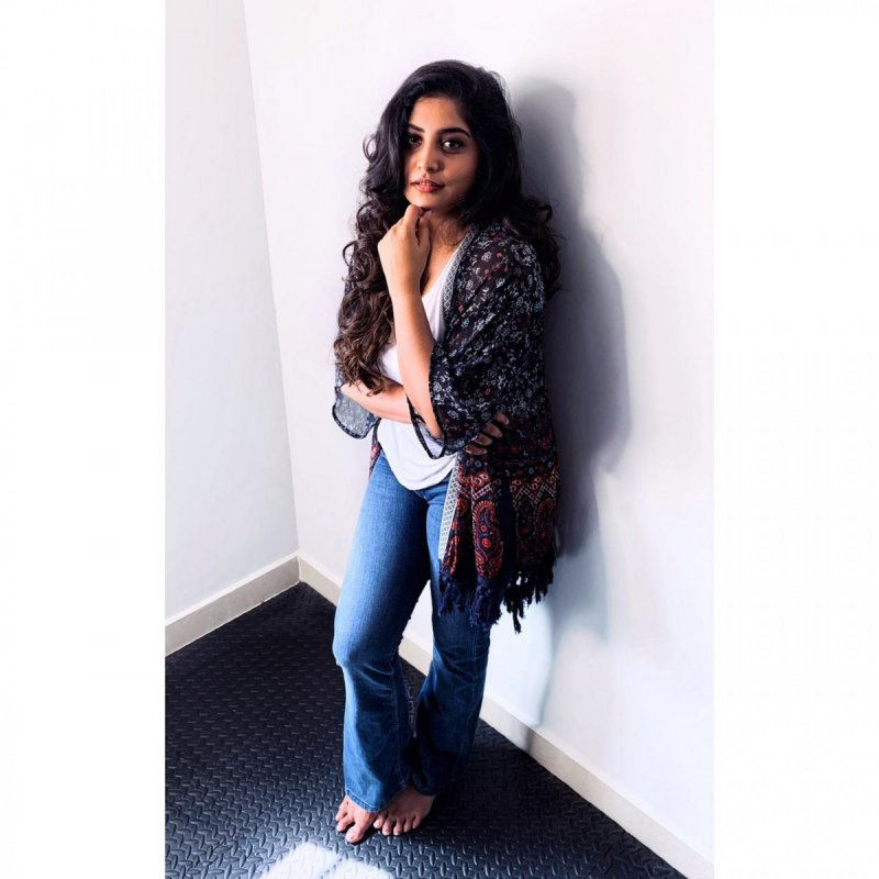 Oct 2020 Gallery Indian Actress Manjima Mohan 640