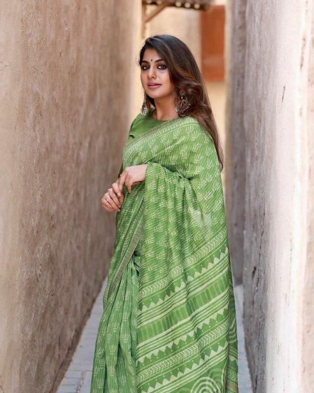 2020 Photos Tamil Movie Actress Meera Nandan 9675