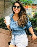 Film Actress Meera Nandan New Photo 4833