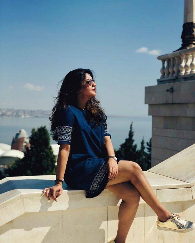 Meera Nandan Cinema Actress Latest Pics 2024