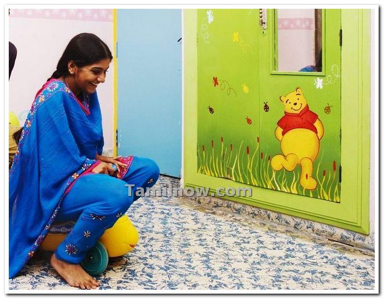 images of Actress Meera Nandan Still Ajilbab Portal