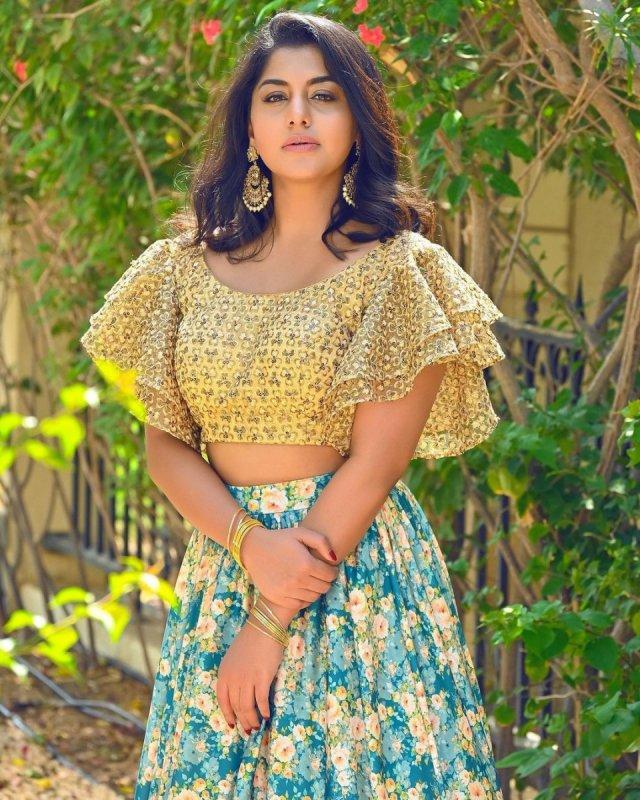 Still Indian Actress Meera Nandan 4621