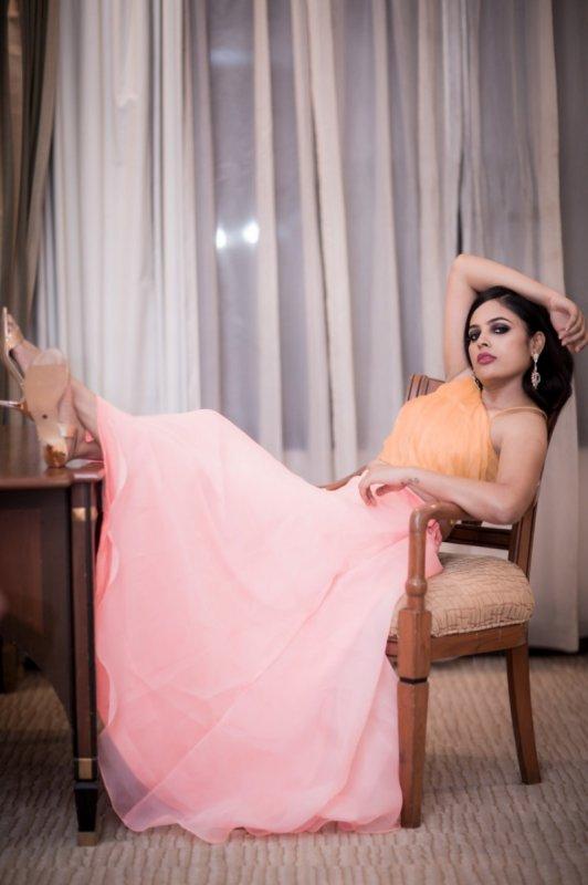 Indian Actress Nandita Swetha Photo 8885