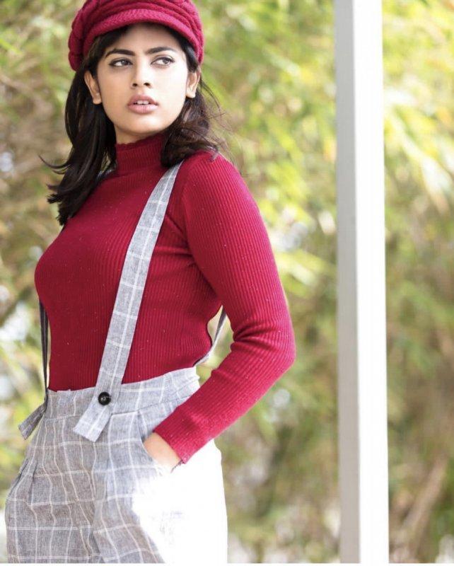 Tamil Actress Nandita Swetha Sep 2019 Albums 7116