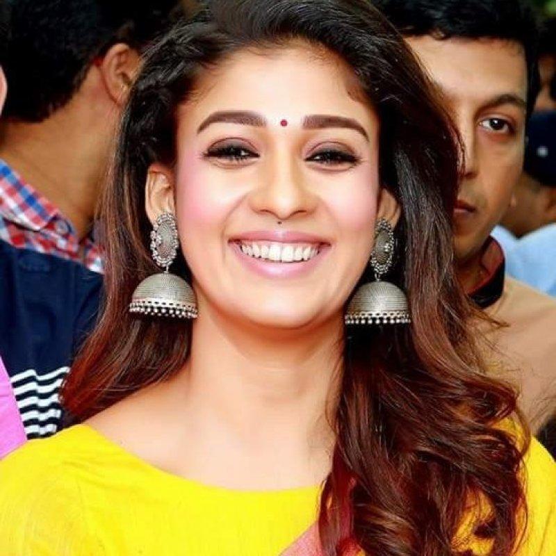Nayantara South Actress Oct 2020 Stills 1510