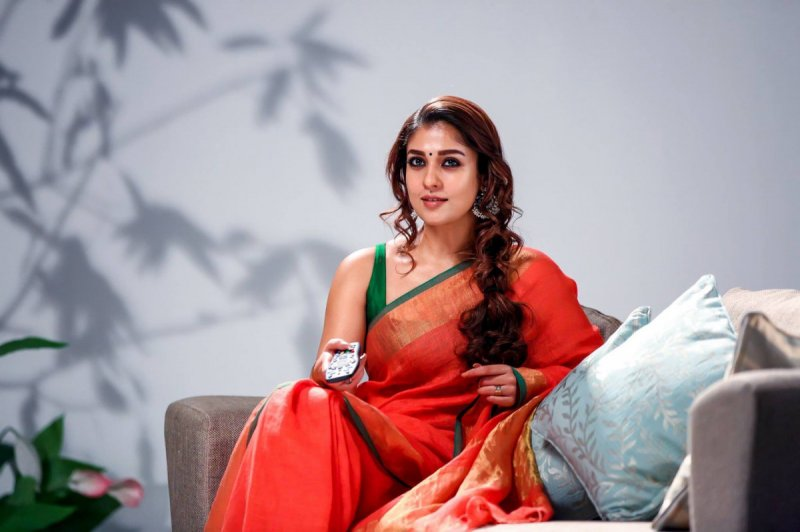 New Still Tamil Movie Actress Nayantara 7351
