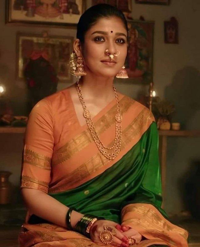 Indian Actress Nayanthara Nov 2020 Wallpaper 2190