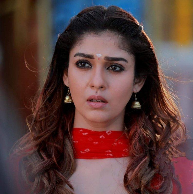 Latest Images Indian Actress Nayanthara 4361