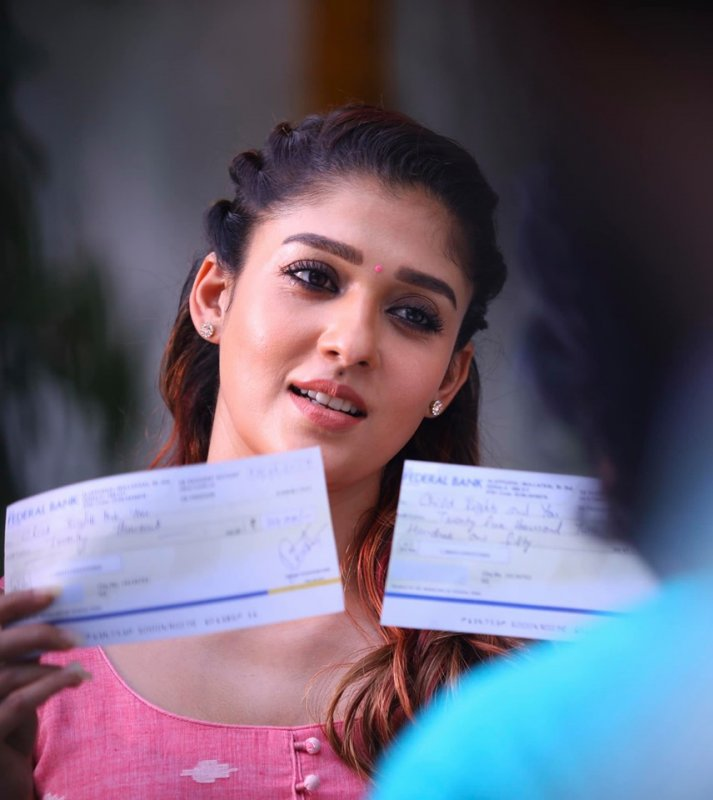 Nayanthara Cinema Actress Latest Still 3833