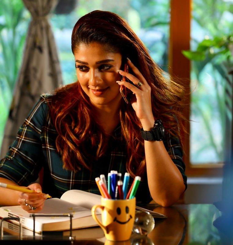 Nayanthara Film Actress Recent Images 707