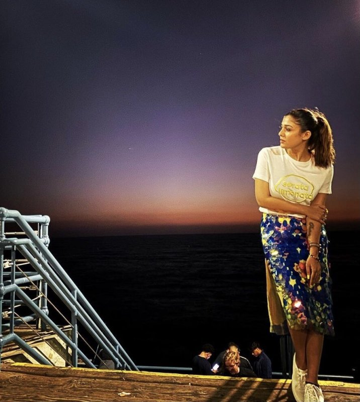 Nayanthara Indian Actress Recent Stills 9409