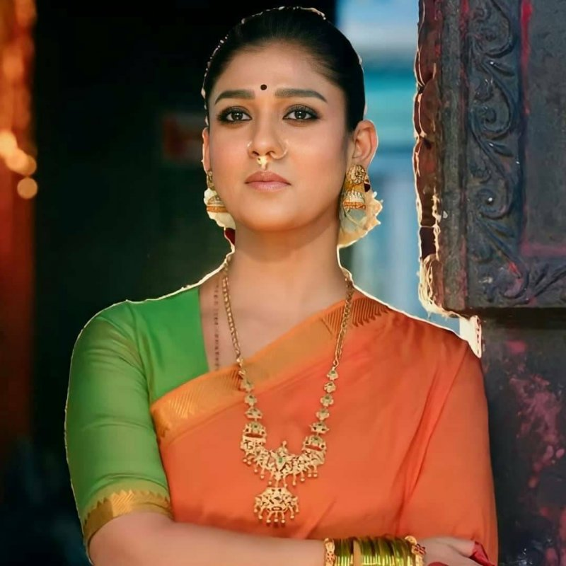 Nayanthara Tamil Movie Actress Latest Image 6876