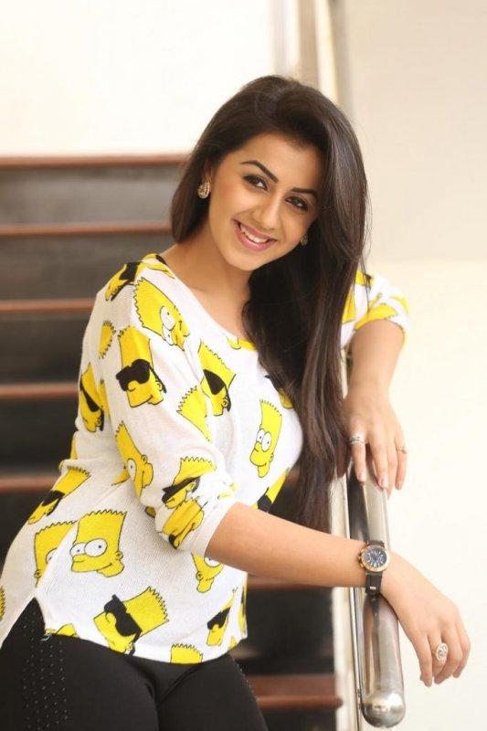 2020 Pics Tamil Actress Nikki Galrani 3778