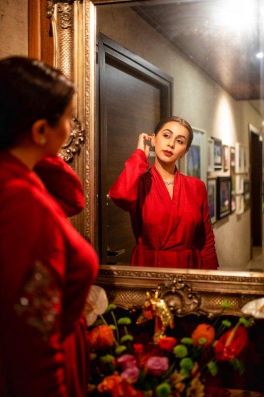 Nov 2020 Still Nikki Galrani Movie Actress 4967