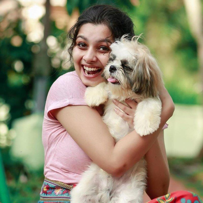 Niranjana Anoop Movie Actress Recent Pic 9645