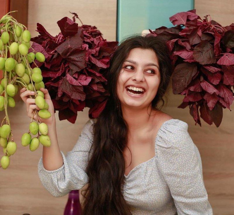 Niranjana Anoop Tamil Actress Jul 2020 Pic 5992