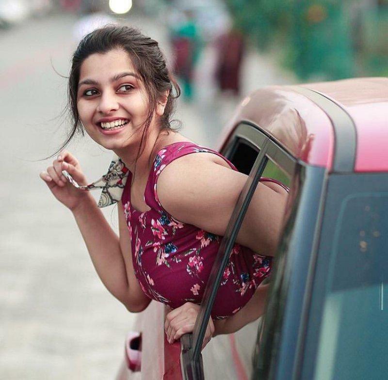Tamil Heroine Niranjana Anoop 2020 Pictures 5133