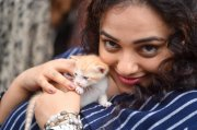 2019 Photos Indian Actress Nithya Menon 1516