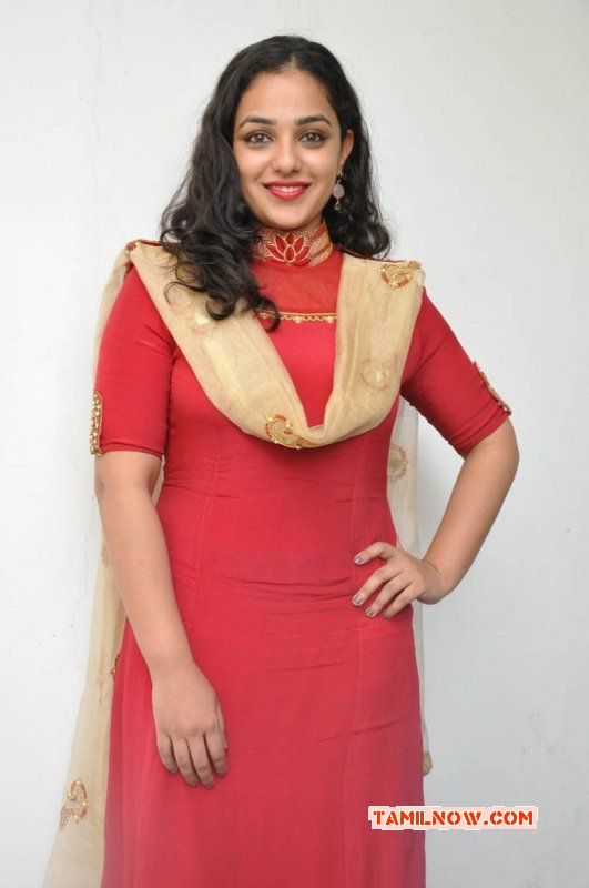 Actress Nithya Menon 2015 Pictures 5499