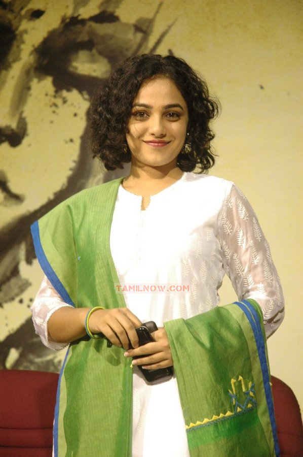 Actress Nithya Menon 9472