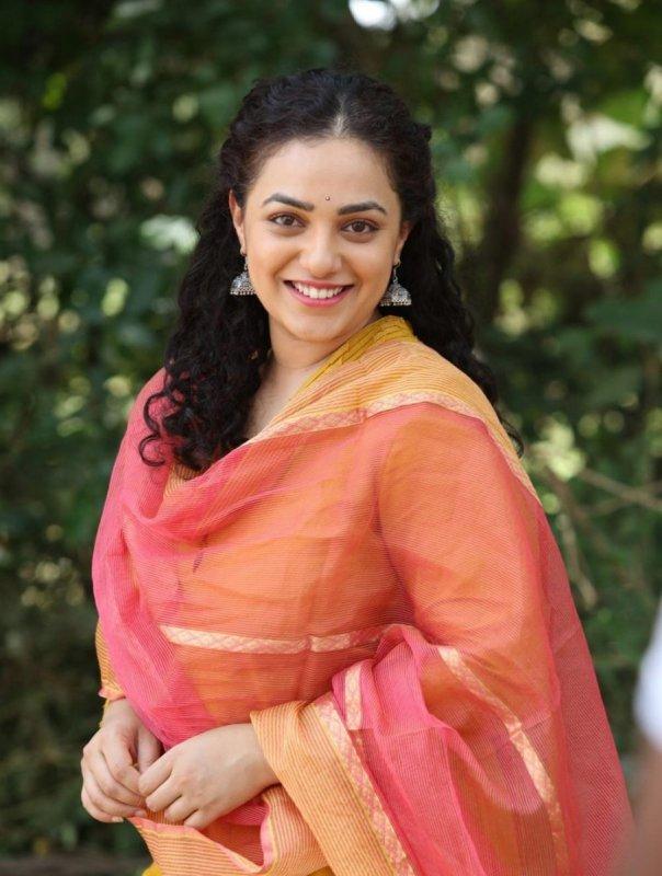 Actress Nithya Menon Recent Pic 9549