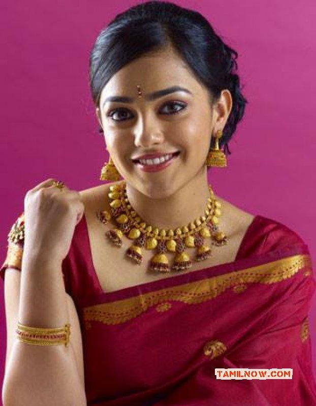 Film Actress Nithya Menon Feb 2017 Pic 4318