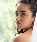 Indian Actress Nithya Menon Recent Image 4009