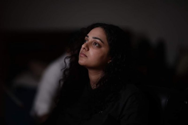 Jan 2020 Album Nithya Menon Cinema Actress 4645
