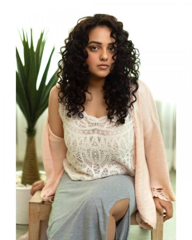 Nithya Menon Tamil Actress Aug 2019 Pic 3068