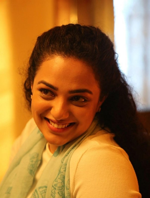 Recent Gallery Tamil Movie Actress Nithya Menon 3574