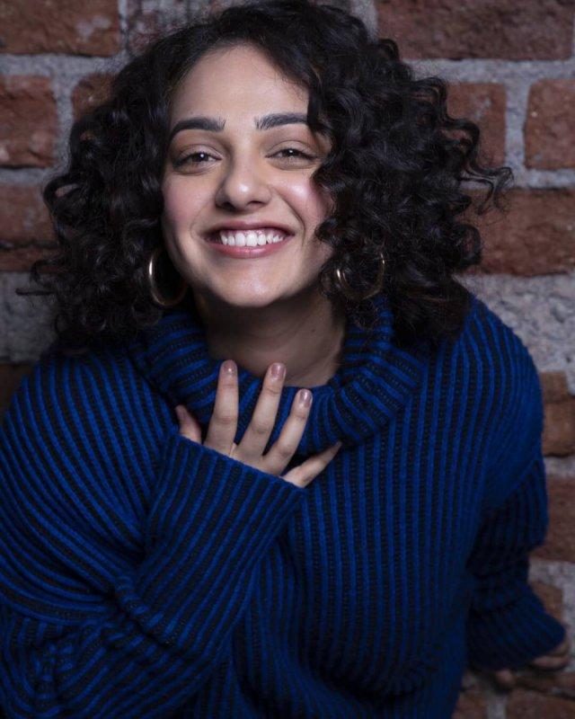 Recent Photos Nithya Menon Movie Actress 6546