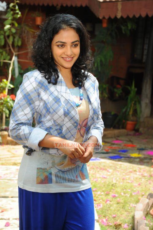 Tamil Actress Nithya Menon 7415