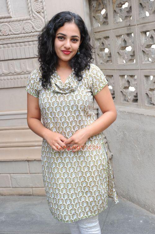 Tamil Actress Nithya Menon 9727