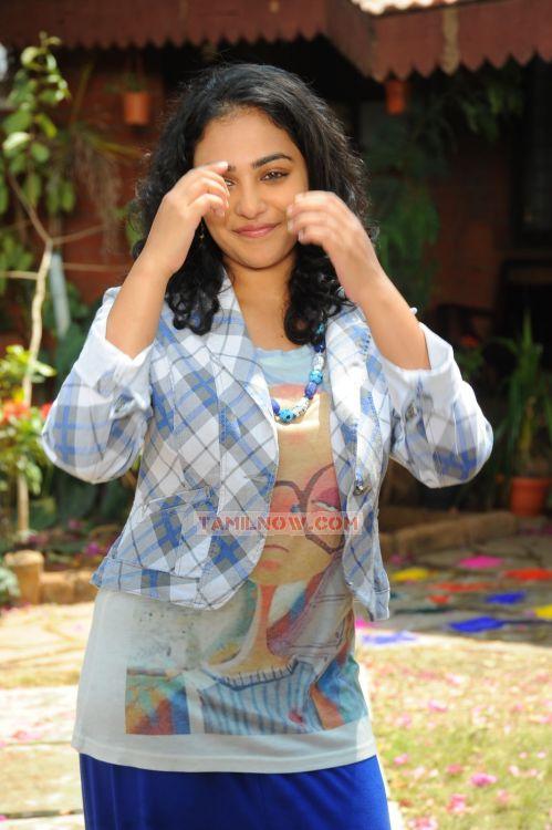 Tamil Actress Nithya Menon Photos 1748