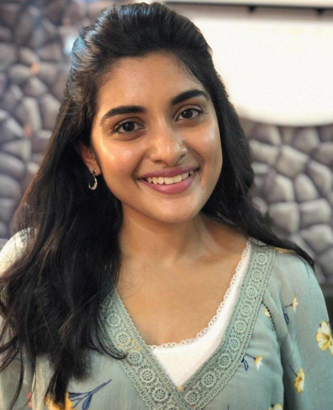 Latest Pic Movie Actress Niveda Thomas 2405
