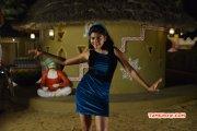 Oviya Dance In Blue Dress Actress Pic 614