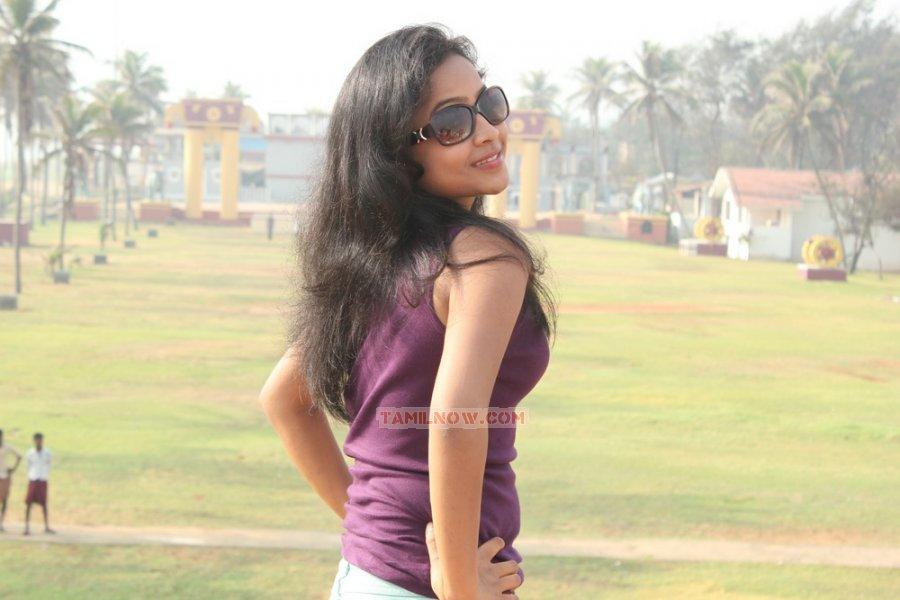 Actress Prithiksha Mythili 6019