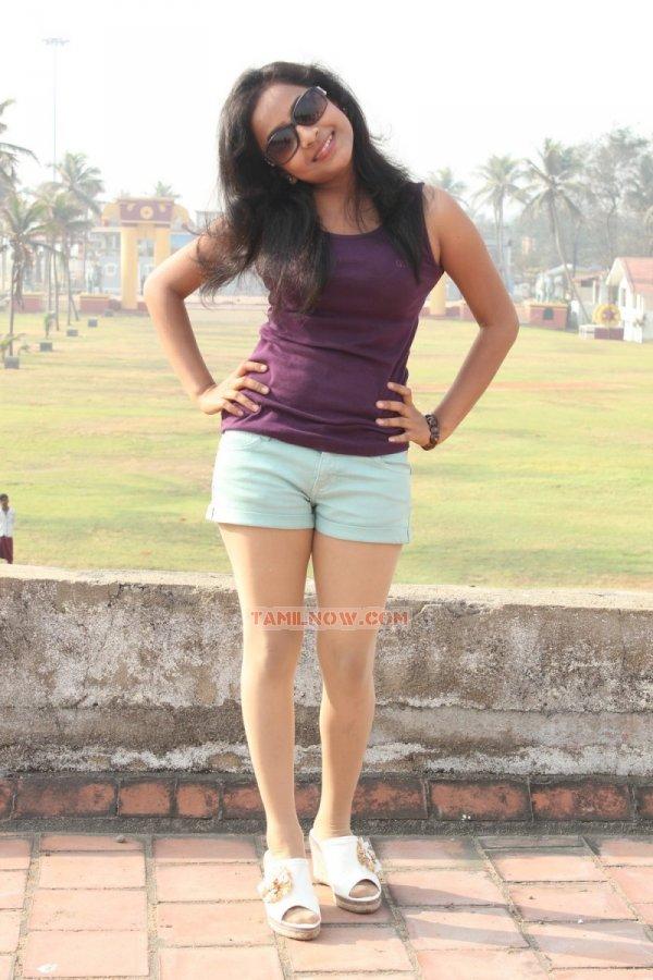 Tamil Actress Prithiksha Mythili 249