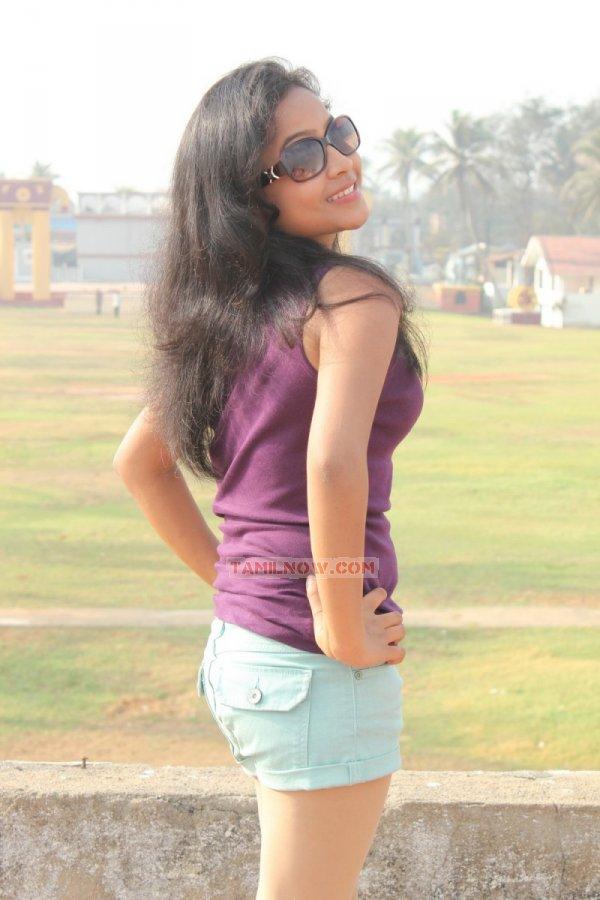 Tamil Actress Prithiksha Mythili 8612