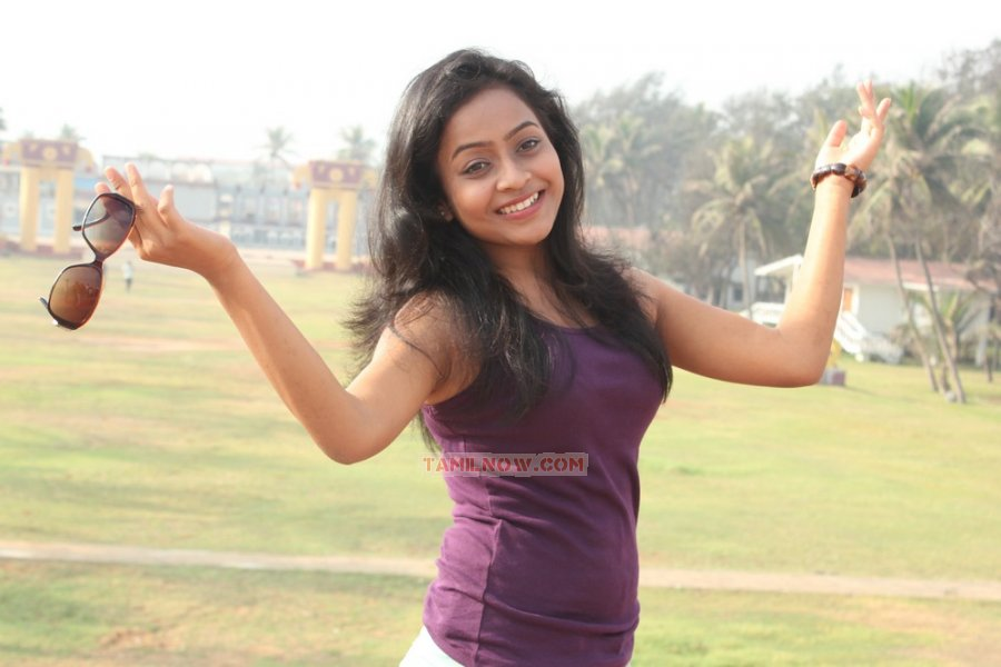 Tamil Actress Prithiksha Mythili Photos 3834