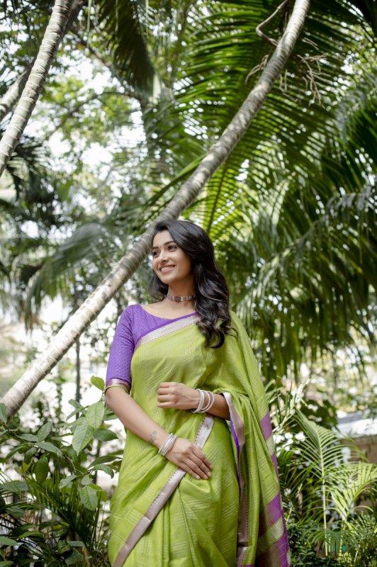 Recent Still Priya Bhavani Shankar Heroine 8594