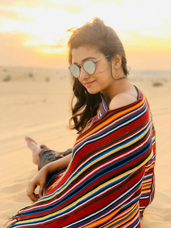 Recent Wallpaper Film Actress Priya Bhavani Shankar 4782