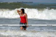 Priyamani Beach Pic 3