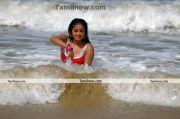 Priyamani Beach Pic 5